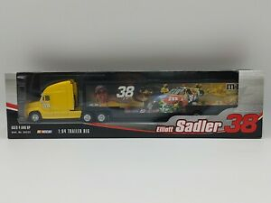 NASCAR 2005 Semi Trailer Truck Rig #38 M&Ms Elliott Sadler Action 1/64