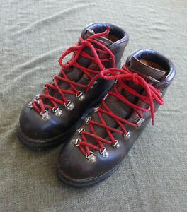 Galibier Richard Pontvert vintage EU 39,5 chaussures de montagne randonnée