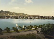 Zurich Suisse Vintage Photochrome P.Z. Genève ca 1890