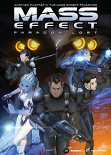 Mass Effect: Paragon Lost (DVD, 2012)