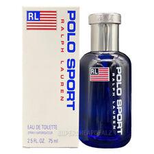 Polo Sport by Ralph Lauren for Men 2.5 oz Edt Spray Nib Authentic