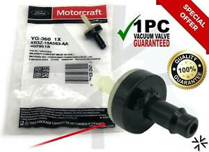 New Genuine OEM Ford Motorcraft Vacuum Control Valve-Check Valve YG-360