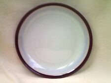 """New Denby Intro Raspberry Side Plate 8.25"""" dia Several Available"""