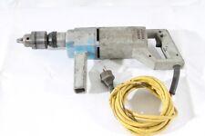 elektrische Bohrmaschine Bohrschrauber  funktionstüchtig DDR WMW Eibenstock