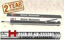 2 BRAND NEW REAR SHOCK ABSORBERS MAZDA 3 BK 2003-2008 / GH-333203