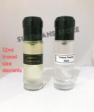Tiziana Terenzi Kirke and Jo Malone Oud & Bergamot each in 12ml easy carry vials