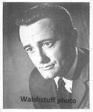 """Robert Vaughn Star In """"Man From U.N.C.L.E.""""1964-68 MGM Film 8x10 B&W Photo"""
