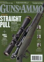 Guns & Ammo   April 2021   Straight Pull