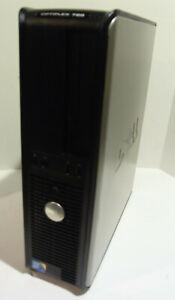 Dell Optiplex 780 PC Desktop (Intel Core 2 Duo 2.93GHz 4GB 160GB Win 10 Pro)