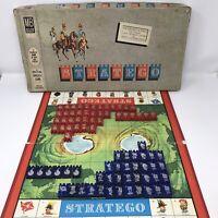 "Vintage ""STRATEGO"" Board Game -Original 1962 Milton Bradley -,Military Strategy"