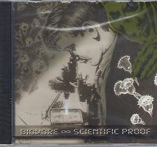 Biovore-wissenschaftlichen Beweis-CD-Progressive-Thrash - Metal-Crossover-verstorben-Voi Vod