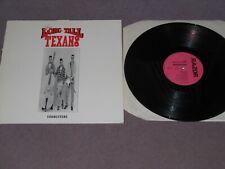 The Long Tall Texans - Sodbusters LP 1986 UK Razor Records Ex/N/Mint