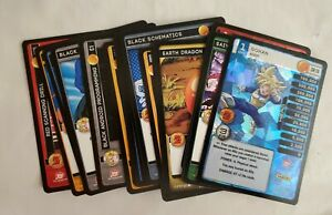 DRAGONBALL Z VARIETY PACK Cards RARE GOHAN FOIL DBZ CCG NEW JUST OPENED