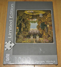 The Romantic Garden Schmidt 1000 Piece Jigsaw Puzzle Ltd Edition ~ NEW & SEALED