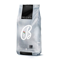 B1870 Cafe Barbera Pregiata Roasted Whole Coffee Beans Italian Espresso – 2.2Lb