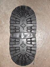 Paire de semelles de talons Vibram t. 45/46/47 pour rangers ou chaussures
