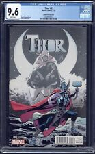 THOR #2 CGC 9.6 1:25 SAMNEE VARIANT 1ST FULL APPEARANCE OF JANE FOSTER AS THOR