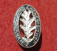 WW 2 US Army 6th Engineer Regiment Battalion DI DUI CREST Pin Insignia