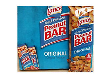 Lance Peanut Bar 2.2 OZ 21 Count