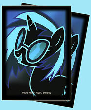 MY LITTLE PONY 65 DJ PON3 DECK PROTECTOR Standard Ultra Pro Card Sleeves Scratch