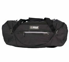 Fuji Sports BJJ MMA Jiu-Jitsu Hybrid Fighter BackPack Duffle Bag Gearbag - Black