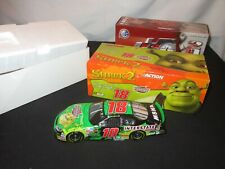 ACTION DIECAST RACE CAR 2004 BOBBY LABONTE #18 INTERSTATE BATTERIES SHREK  1:24