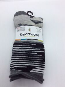 Womans Smartwool Crew Sock Color Ash Size Large New With Tags
