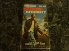 National Security (VHS, 2003) LIKE NEW! VERY RARE FAST SHIP Martin Lawrence !!!!