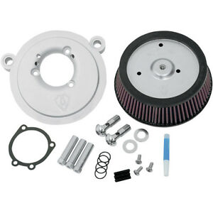 Arlen Ness 18-500 Stage I Big Sucker Air Filter Kit 1993-99 H-D EVO Models Carb