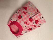 Original Female Dog Pet Diaper Panty Potty Train Yorkie XXS Hello Kitty NEW! USA