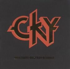 CKY, Infiltrate-Destroy-Rebuild, Very Good, Audio CD