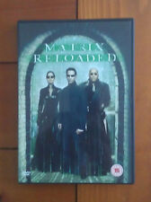 The Matrix 2: Reloaded (2-Disc DVD Special Edition; Region 2; Keanu Reeves)