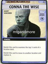 Pathfinder Adventure Card Game - 1x Conna the Wise - Fortress of the Stone