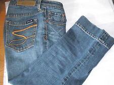 Seven Denim Capri Cropped Blue Jeans Pants 27