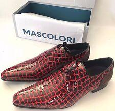 MASCOLORI ROTTERDAM SHOES Original Size 42 Men's *KRONOS