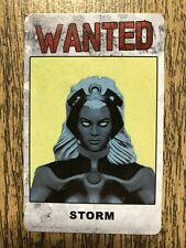 DFOP-004 Rachel Summers Wanted Poster Limited Edition ID Card NM
