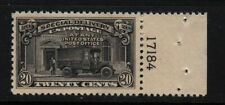 1925 Special Delivery Sc E14 MNH plate number single Hebert CV $15