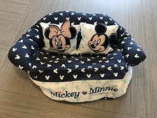 Mickey and Minnie Mouse Tissue Box Couch Cover