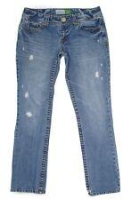Aeropostale Junior Womens Jeans Bayla Skinny Distressed Low Size 5 6 Short 29x29
