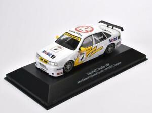 Atlas BTTC Champions 1/43 Diecast Vauxhall Cavalier 16V 'John Cleland' 1995