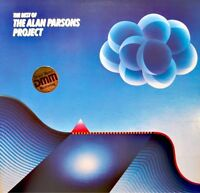 THE ALLAN PARSONS PROJECT best of LP 1983 ARISTA eye in the sky/old and wise VG+