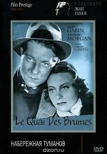 Quai des brumes/ Jean Gabin    Language(s): Russian, French   DVD PAL