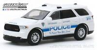 A.S.S NEU GreenLight 1/64 Dodge Durango Veterans Affairs Police 2018 Hot Pursuit