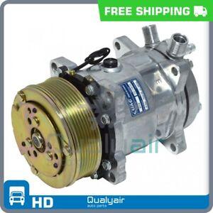 AC Compressor fits Freightliner MB60, MB70 QU