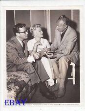 Lana Turner Ross Hunter Douglas Sirk VINTAGE Photo