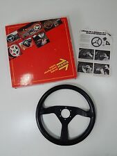 NOS Ferrari 308 MOMO Steering Wheel in MOMO Box