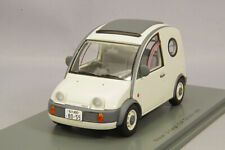 Spark 1:43 Nissan S-Cargo 1988 White from Japan