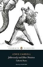 Jabberwocky and Other Nonsense: Collected Poems by Lewis Carroll (Paperback,...