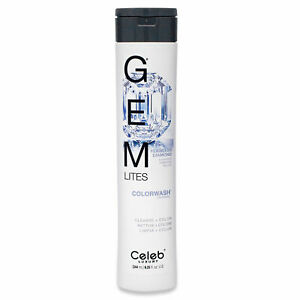 Celeb Luxury Gem Lites Flawless Diamond Colorwash 8.25 oz. Shampoo