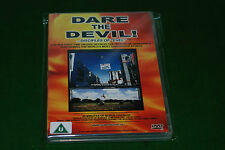 DARE THE DEVIL disciples of evel   - history stunts  dvd rare out of print